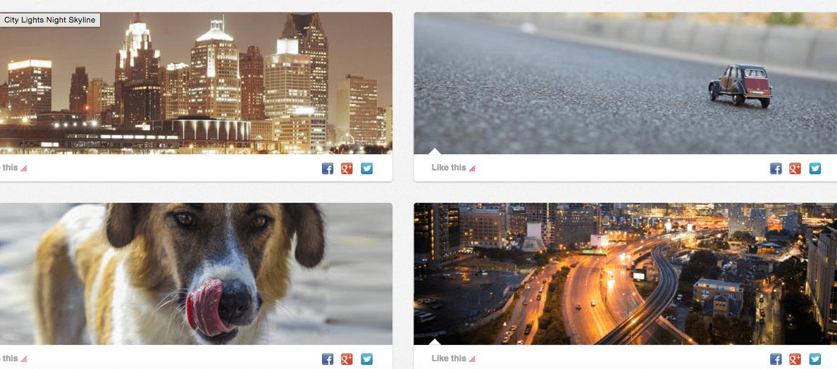 ツイッターアカウントの高画質な背景のプロフィール画像を検索できるツール