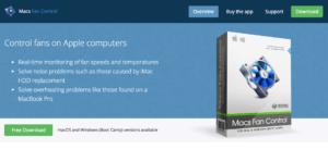 暑い夏で熱くなったMacbook本体を冷やして作業を効率的にしてくれるMacsFanControlアプリ