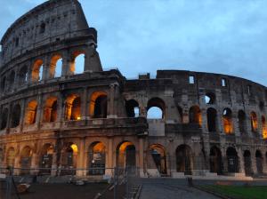 romaローマコロッセオ