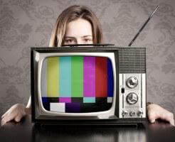 今すぐテレビを消しなさい